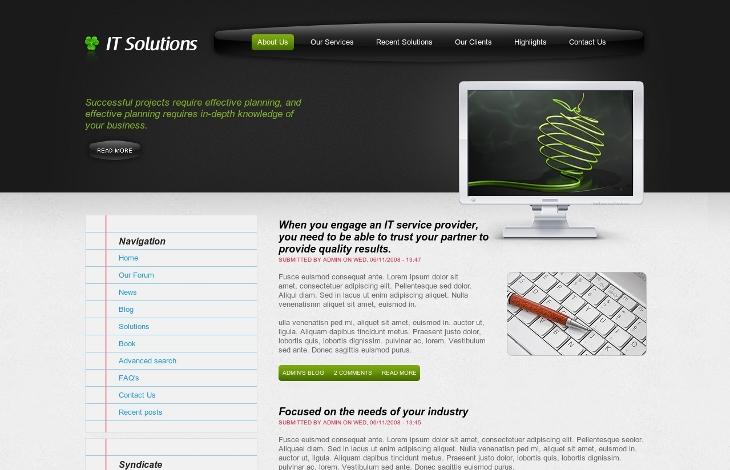 design2 drupal proposé par Inf Auvergne