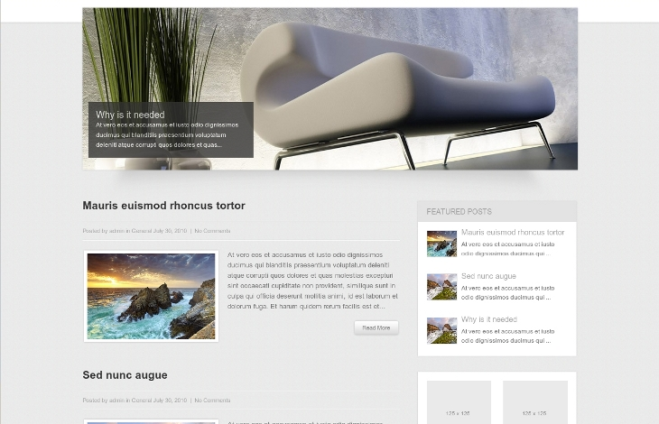 design4 wordpress proposé par Inf Auvergne